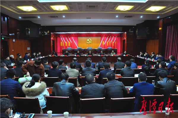 于秀明在余江县调研时强调 进一步提高发展质量 实现县域经济大发展、大跨越