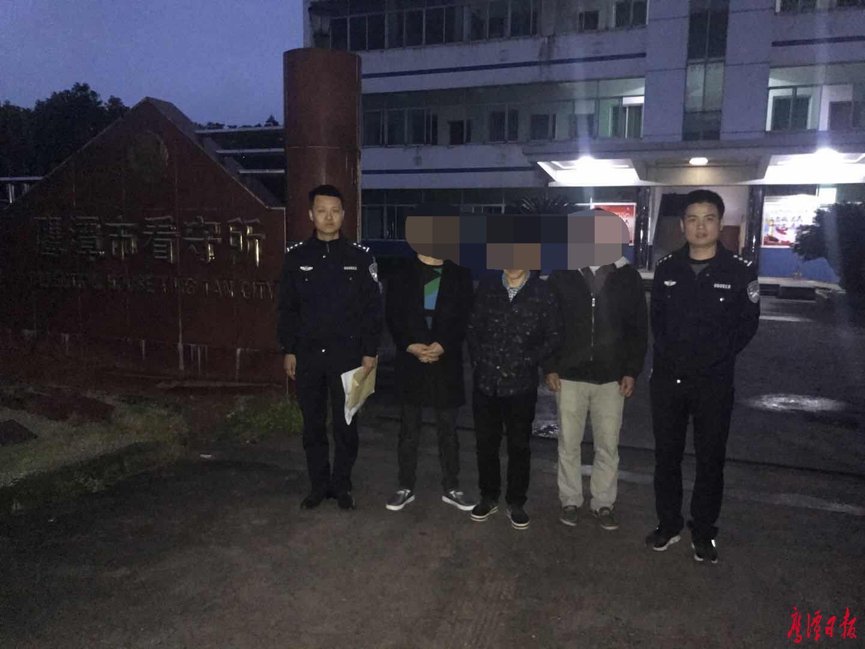 一天拘留三人 信江交警大队重拳整治酒驾不手软