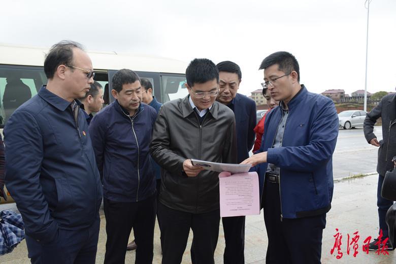张福庆深入各县(市、区)、管委会调研全市招商引资工作和重大项目推进情况