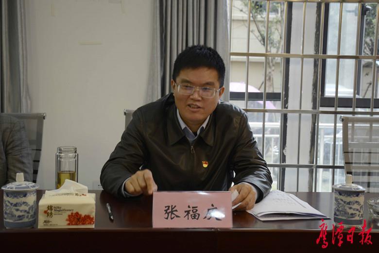 """张福庆深入夏埠乡调研指导村(社区)""""两委""""换届选举工作"""