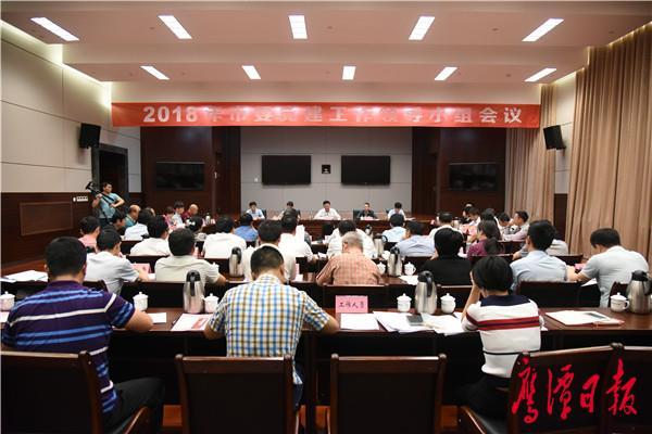 郭安在市委党建工作领导小组会议上强调 从严高效抓好工作 不断开创全市党建工作新局面