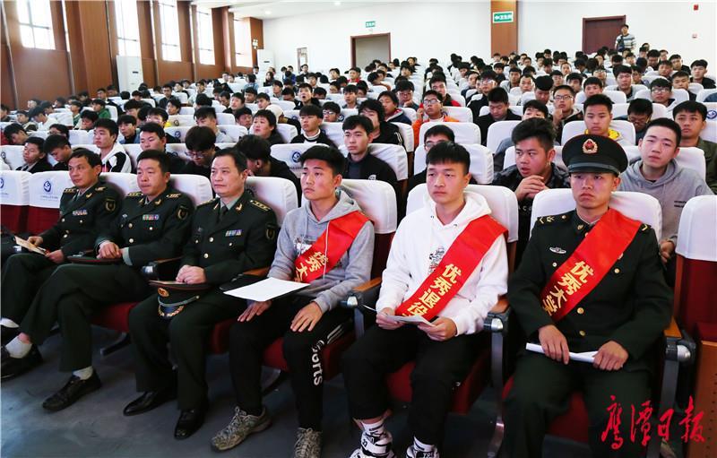 2019届大学毕业生征兵宣传启动仪式许志平摄 (2).jpg