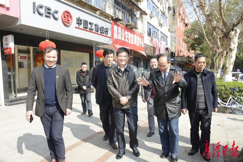 张福庆在督查安全生产工作时强调 强化督查整改,强化追责问责,确保安全生产形势持续稳定
